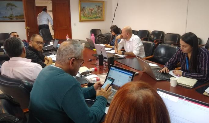 Primera reunión: NEGOCIACIÓN SINTRAEMSDES – UNE EPM Telecomunicaciones