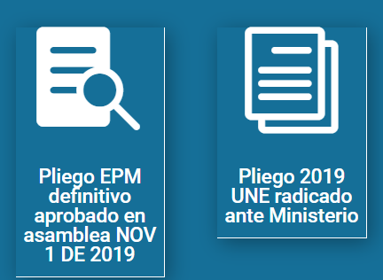 INFORME DE LA JUNTA DIRECTIVA 2019