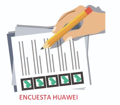 2020: HUAWEI / ENCUESTA … AFILIADOS A SINTRAEMSDES