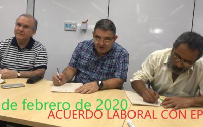 2020 FEBRERO 7: FIRMADA ACTA DEL ACUERDO CON EPM