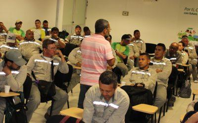 Visitas a las sedes de EPM en Tarazá e Hidroituango: