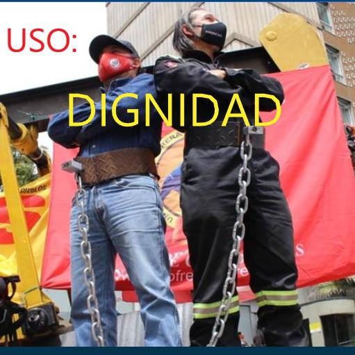SINTRAEMSDES SUBDIRECTIVA MEDELLÍN LLAMA A RESPALDAR LA LUCHA DE LOS TRABAJADORES DE LA USO