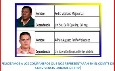 COMITÉ DE CONVIVENCIA LABORAL EN EPM