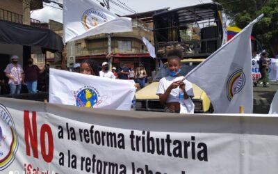 MARCHA,12 de mayo, PARO NACIONAL