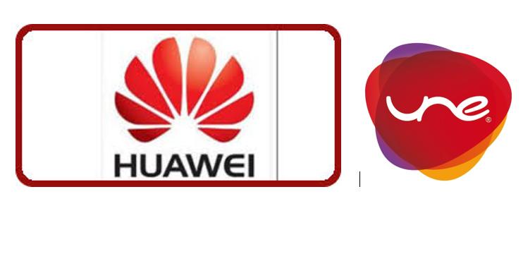 Ito y Cable de Huawei, pasan a ser operadas directamente por UNE.